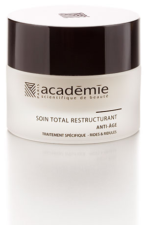 Crema Soin Total Reestructurante  Academie